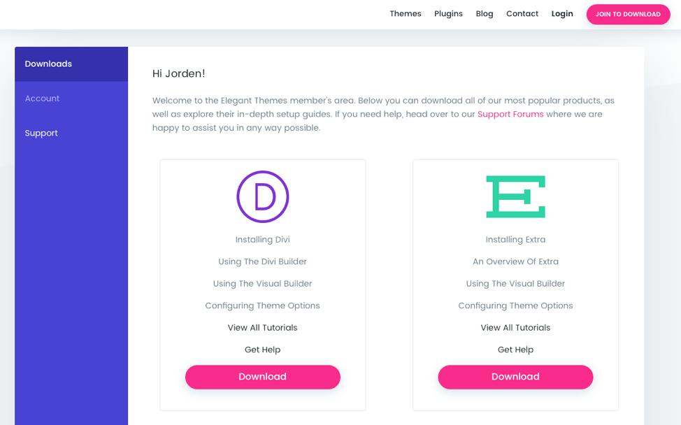 divi wordpress theme 3