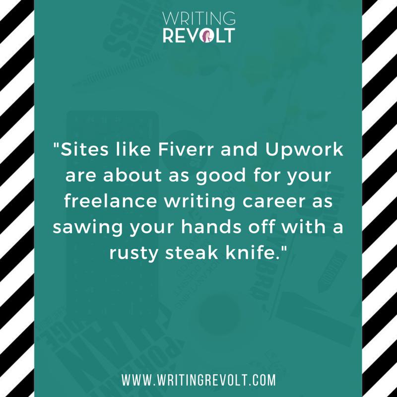 freelance writing income
