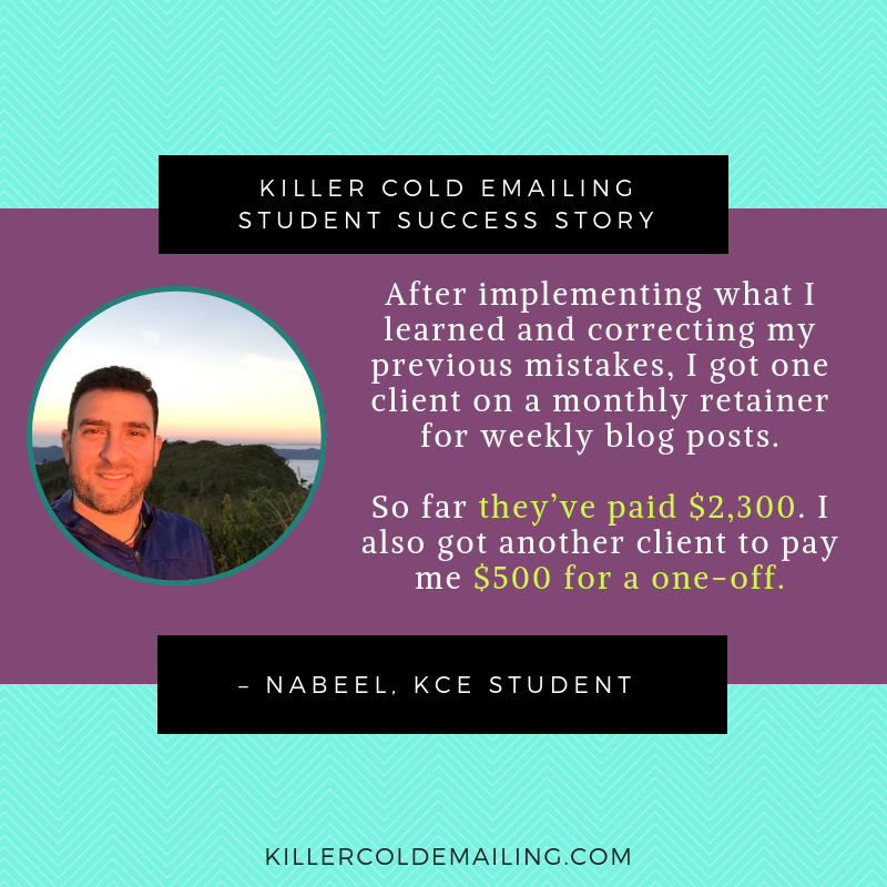 killer cold emailing student success story (3)
