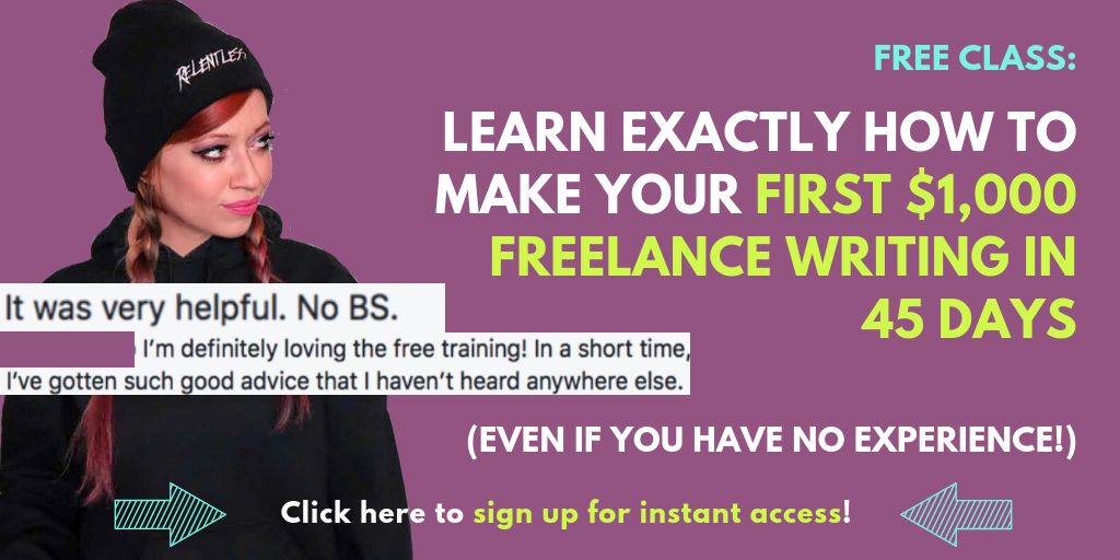freelance writing opportunities