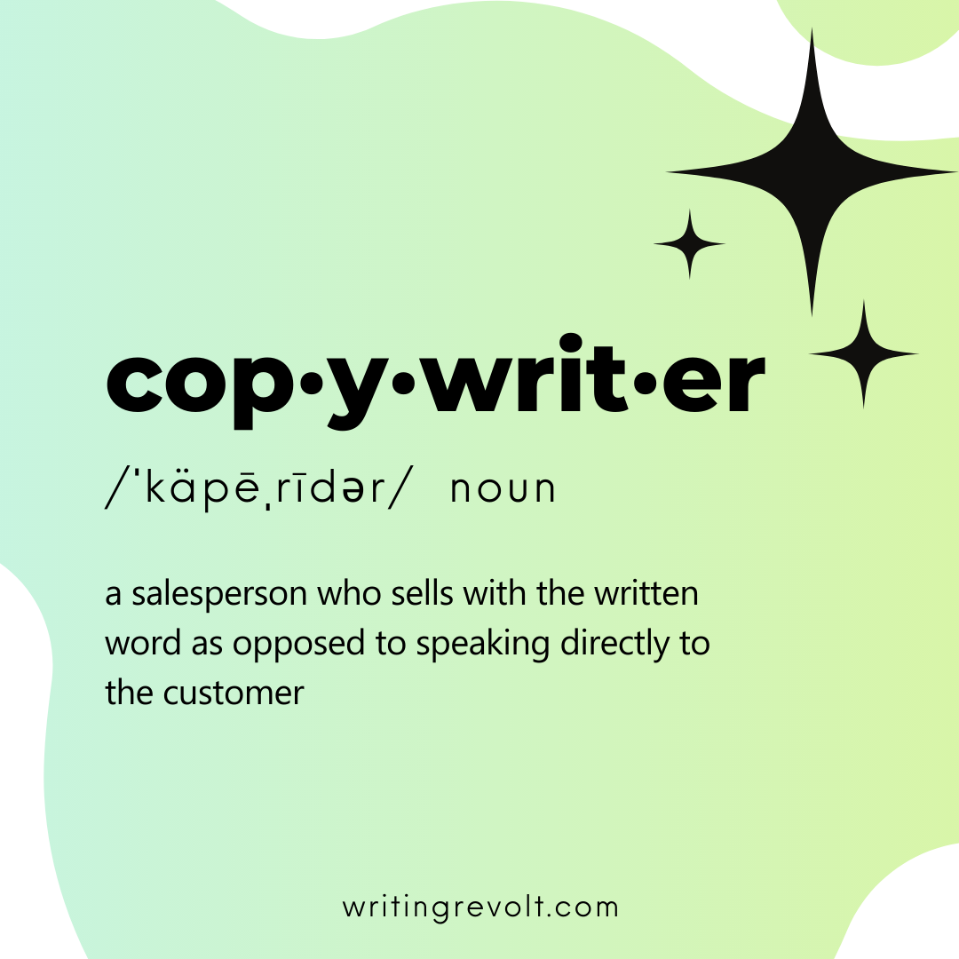 copywriting for beginners 1 copywriting definition