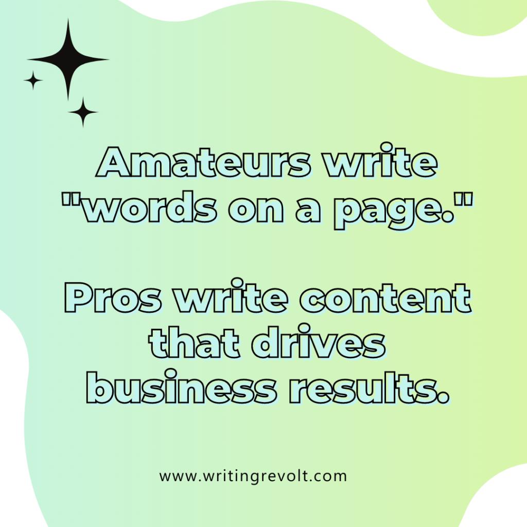 copywriting for beginners 6