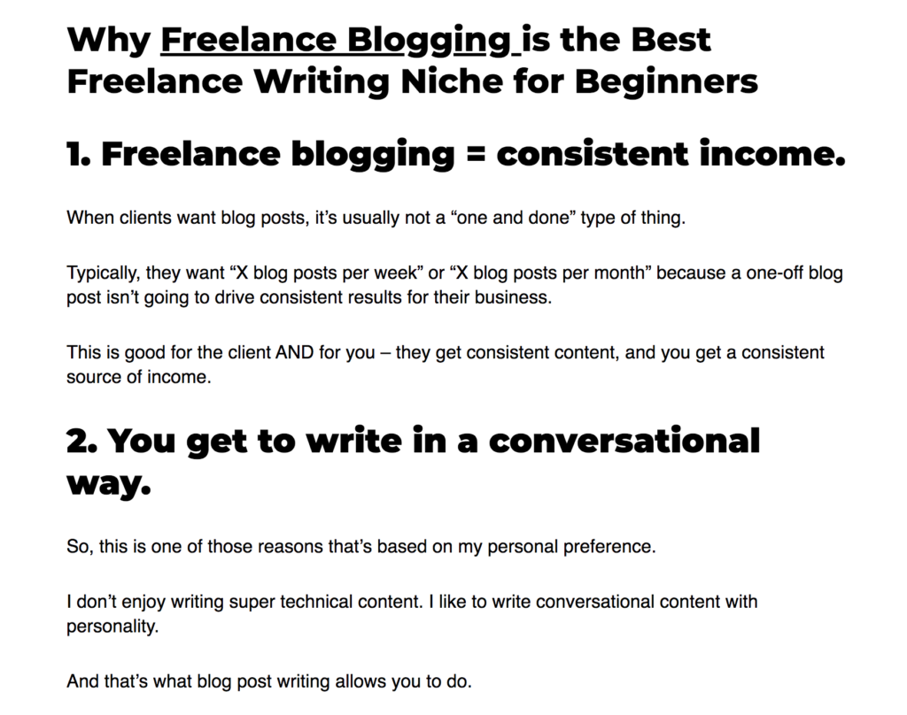 copywriting for beginners 8
