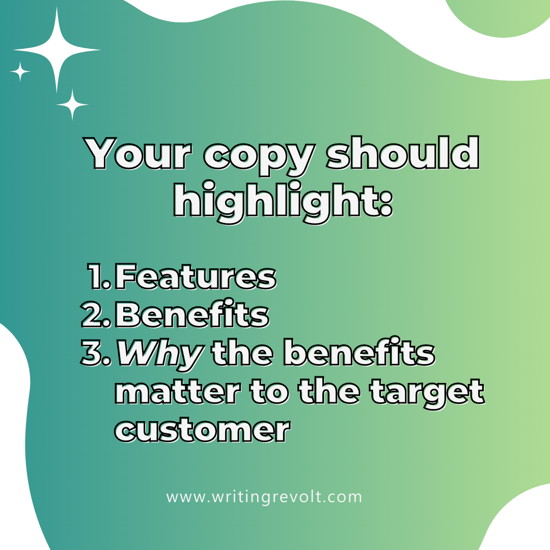 copywriting for beginners 9